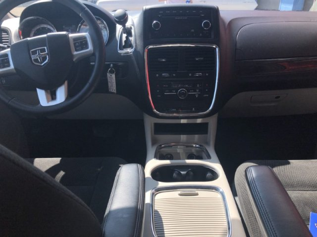 Certified Pre-Owned 2017 Dodge Grand Caravan Crew