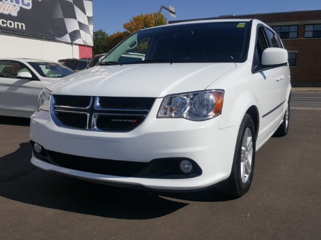 Pre-Owned 2016 Dodge Grand Caravan Crew Plus