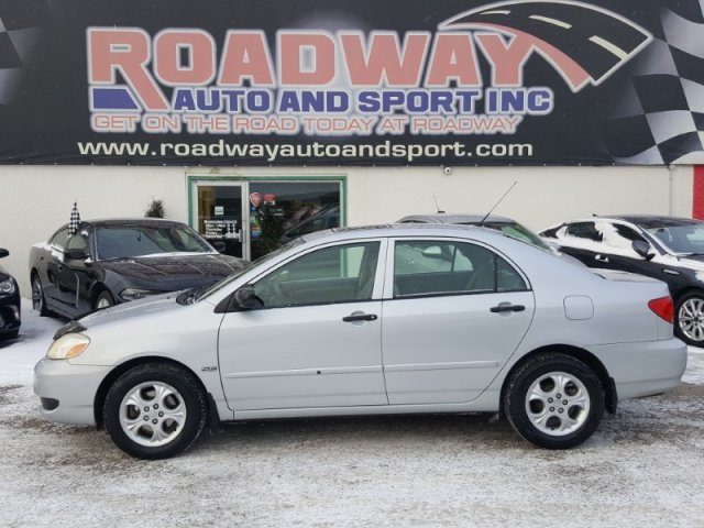 Certified Pre-Owned 2006 Toyota Corolla LE