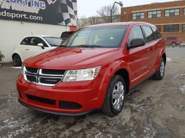 Pre-Owned 2015 Dodge Journey Canada Value Pkg