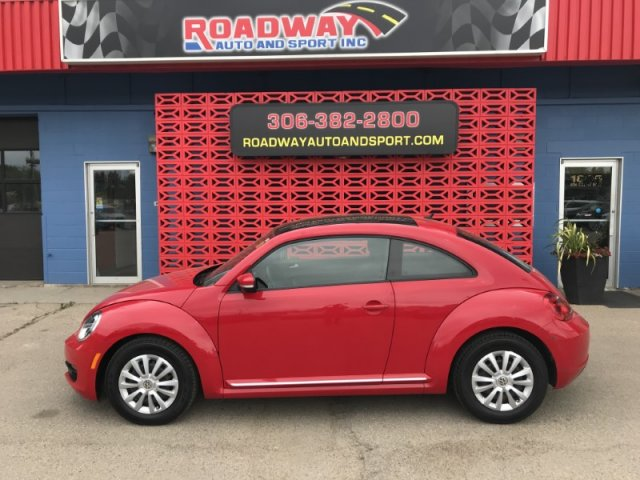 Pre-Owned 2016 Volkswagen Beetle Coupe