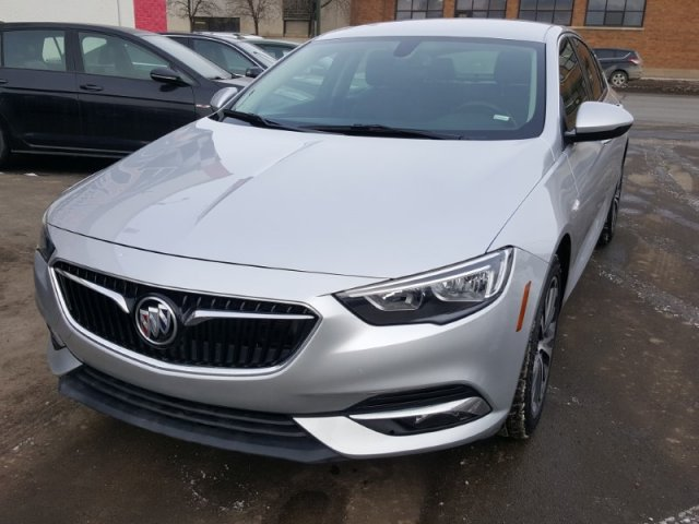 Pre-Owned 2019 Buick Regal Sportback Preferred II