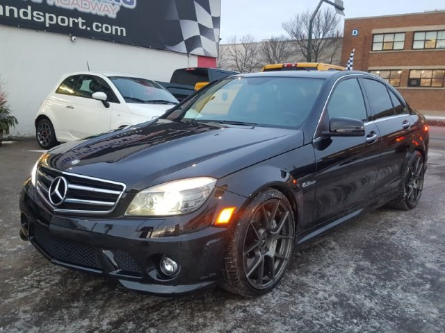 Pre-Owned 2010 Mercedes-Benz C-Class C 63