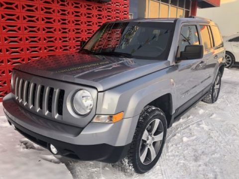 Pre-Owned 2017 Jeep Patriot High Altitude Edition