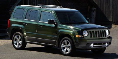 Pre-Owned 2012 Jeep Patriot