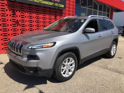 Pre-Owned 2016 Jeep Cherokee North
