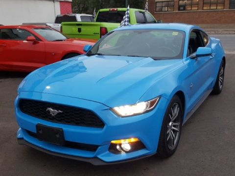 Pre-Owned 2017 Ford Mustang Premium Eco Boost