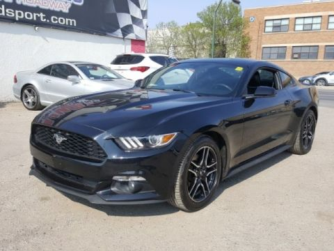 Pre-Owned 2015 Ford Mustang ECO PREMIUM