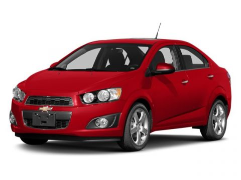 Certified Pre-Owned 2014 Chevrolet Sonic LT