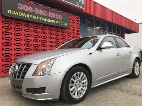 Pre-Owned 2012 Cadillac CTS Sedan 3.0l awd