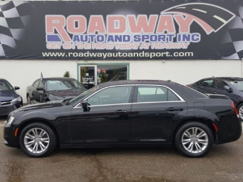 Certified Pre-Owned 2017 Chrysler 300 Touring