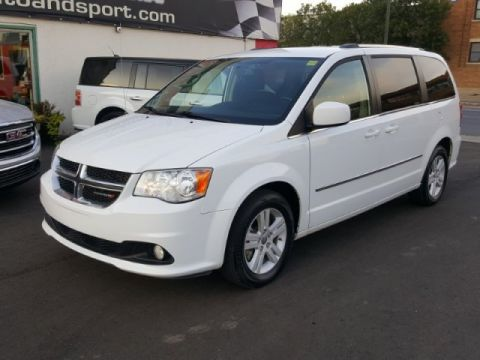 Pre-Owned 2014 Dodge Grand Caravan Crew
