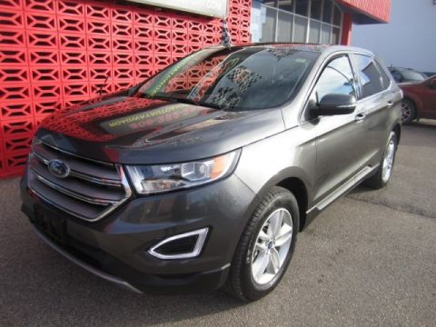 Certified Pre-Owned 2018 Ford Edge SEL