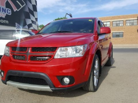 Pre-Owned 2012 Dodge Journey R/T Rallye