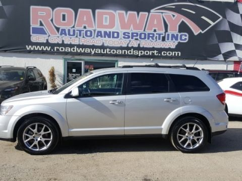 Pre-Owned 2013 Dodge Journey R/T Rallye