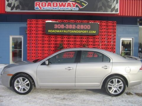 Certified Pre-Owned 2007 Ford Fusion SEL